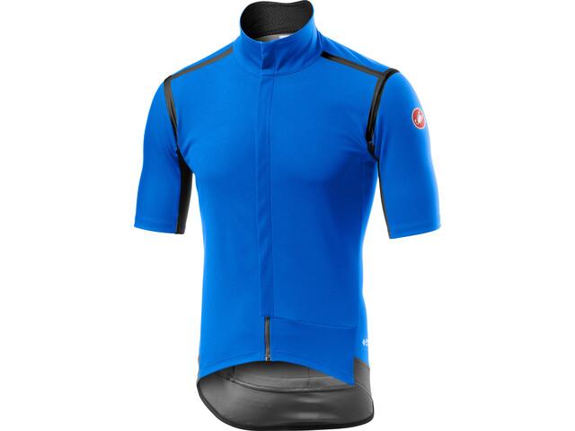 Castelli Gabba RoS Koszulka z krótkim rękawem Mężczyźni, drive blue